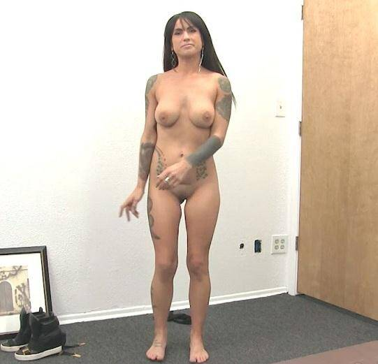 Hot Milf Morgan on Casting wnats Anal (25-04-2016) [SD]