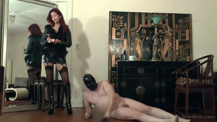 AbsoluteFemdom: Mistress - Sex For The Pathetic Loser  [HD 720p]  (Femdom)