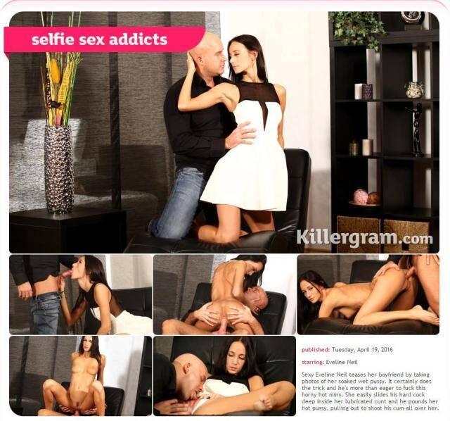 Eveline Neil - Selfie Sex Addict [SD, 360p]