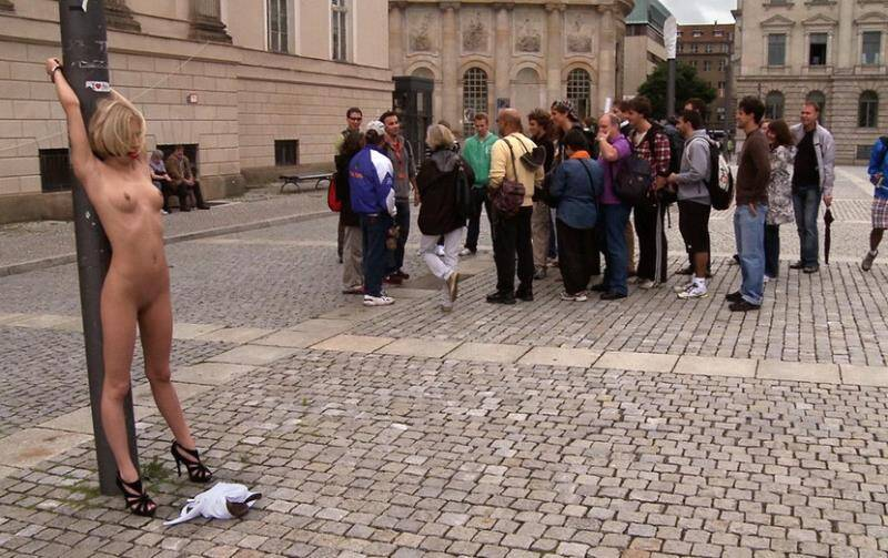 PublicDisgrace - Paris Pink - Free Fuck [2011 HD]