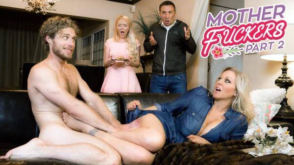 Julia Ann - Mother Fuckers Part Two (29.04.2016) [SD]