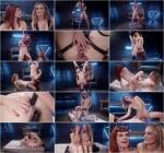 Mona Wales Anally Electrofucks Hot Redhead Barbary Rose! [ElectroSluts, Kink] 720p