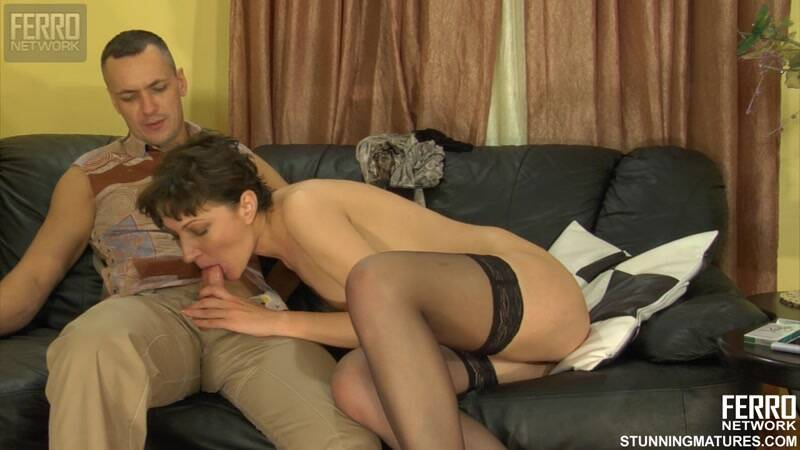 Ferro Network - g658 - Linda, Connor (Stunning Matures / Russian) [HD]
