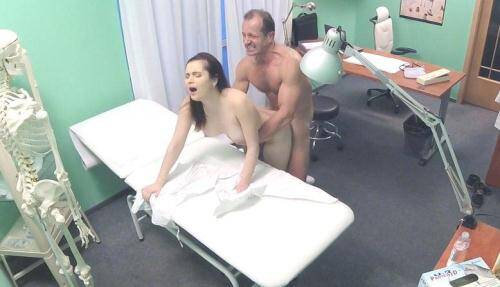 [Nana - Double cumshot for petite Russian] SD, 368p