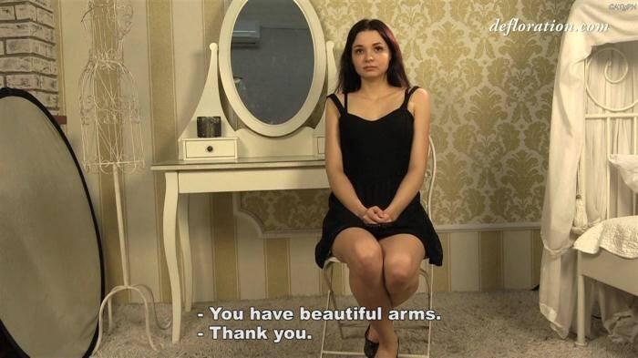 Alesya Razorvalo - Virginity confirmation 1080p