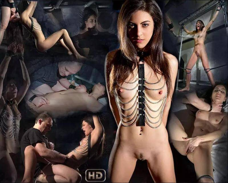 Sub Space Land - Carolina Abril - Slave on a Platter [HD]