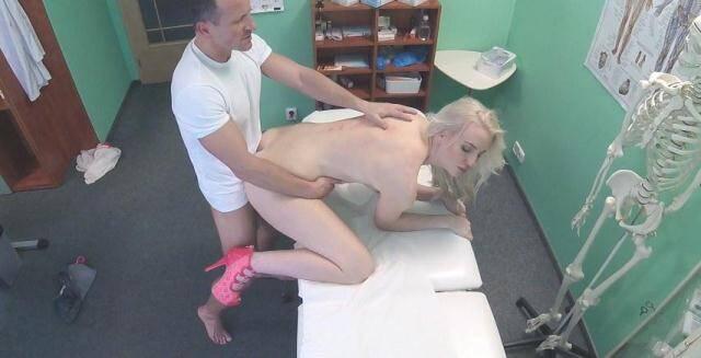 Pornostars - Skinny babe needs medicinal cock [SD, 368p]
