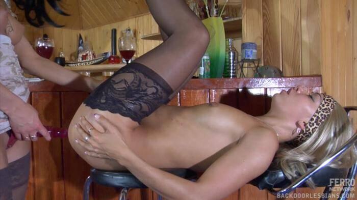 g615 - Margo, Leila (Back Door Lesbians / Russian Anal Sex) [HD/720p/WMV/386 MB]