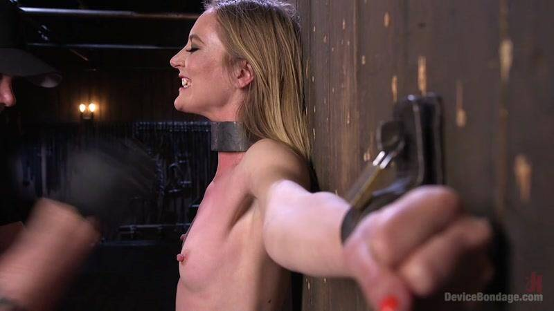 Device Bondage - Mona Wales (Dominatrix is Destroyed with Brutal Domination in Strict Bondage / 08-04-2016) [HD]