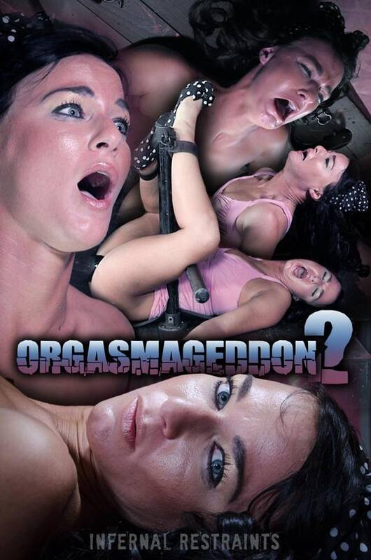 InfernalRestraints.com: London River - Orgasmageddon 2 [HD] (3.21 GB)
