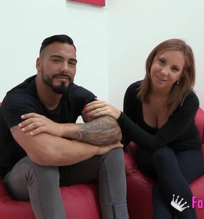Fakings: Noah y Hugo - Noah y Hugo, parecen sacados del plato de MYHYV. Hoy vienen a grabar por primera vez porno.  [HD 720p]  (Spanish porn)