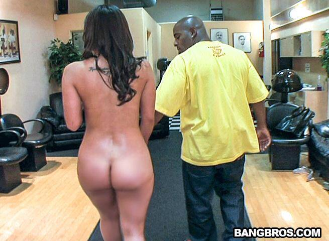 Alexis Breeze's Ass Don't Play (Interracial) [SD, 480p]