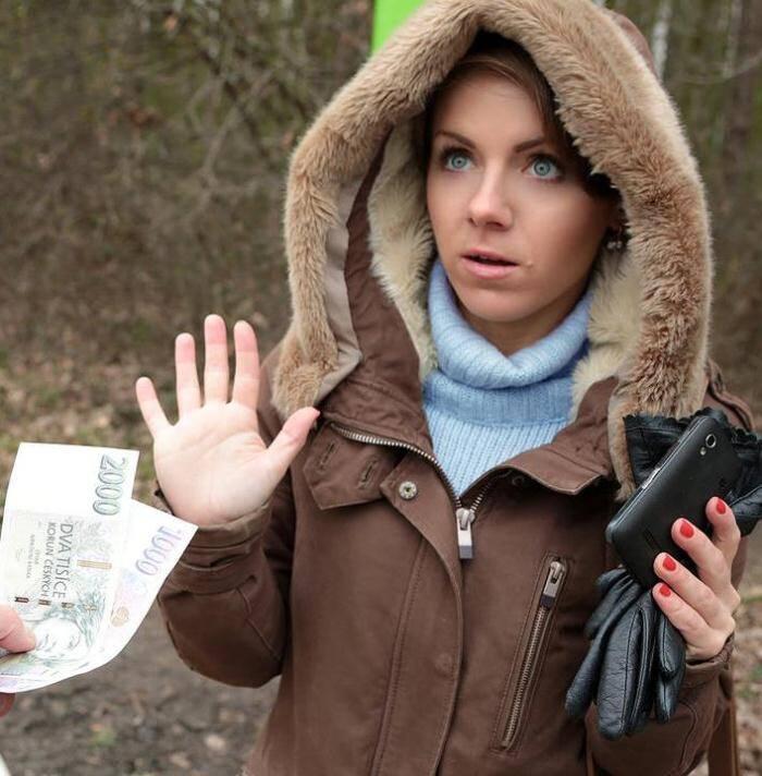 Mofos: Sasha Zima - �Euro Cutie Banged Outdoors  [SD 480p]  (Public)
