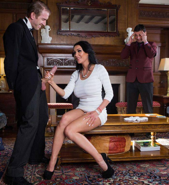 Porn Stories: Patty Michova - Banging The Butler  [HD 720p 755 MiB]  (Big Tits)