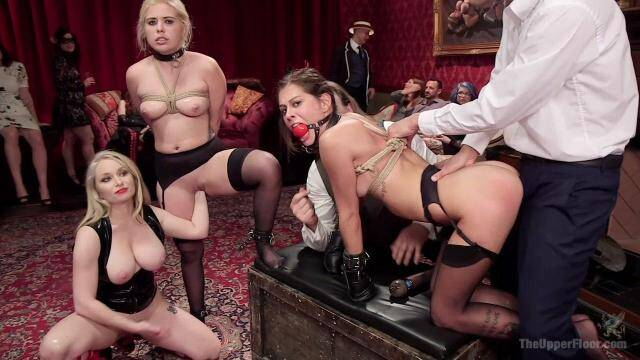 TheUpperFloor - Caged Slut Puppy Slaves [SD, 540p]