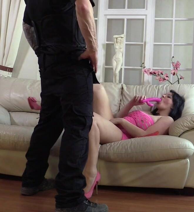 False Cop - Devon - Cop Fucked Amateur Model in the Arse  [HD 720p]