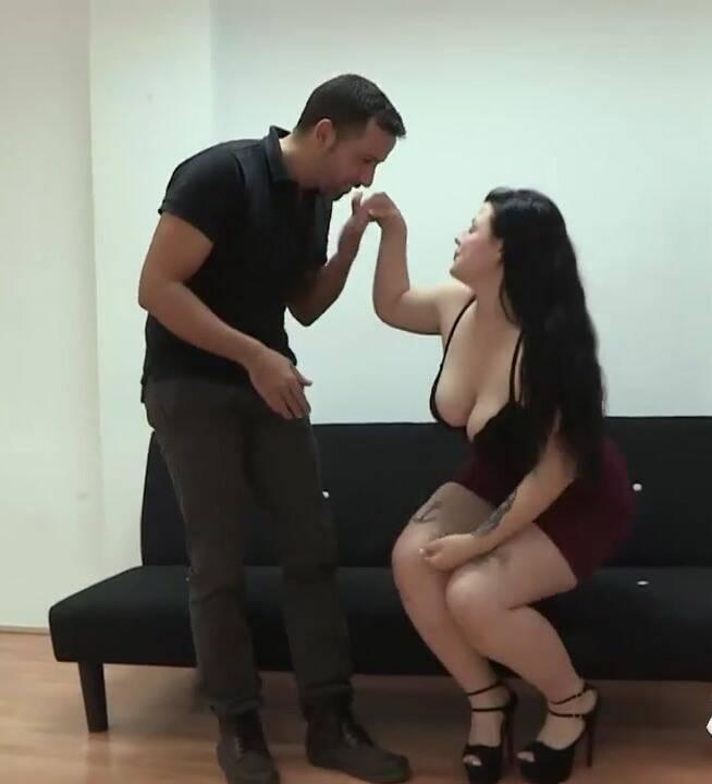 F@King - Yaman,Maria Bose - Oda a la mujer con curvas: Yaman el empalador se empacha de culo, anal, tetones y curvas de la Bose.  [HD 720p]