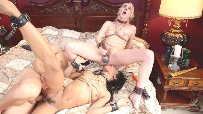 TheUpperFloor.com: Cadence Luxx and Kira Noir - Exquisite Anal Submission [HD] (2.69 GB)