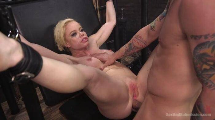 S3x4ndSubm1ss10n.com - Nikki Delano - Fucking My Hot Boss in the Ass (BDSM) [HD, 720p]