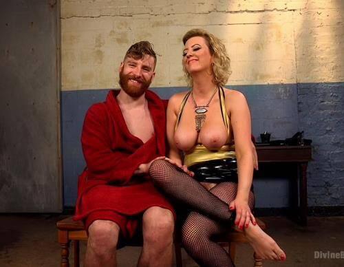 Pretty boy slave humiliated and pegged by Mistress Cherry Torn! - Cherry Torn, Sebastian Keys (SiteRip/Kink/HD720p)