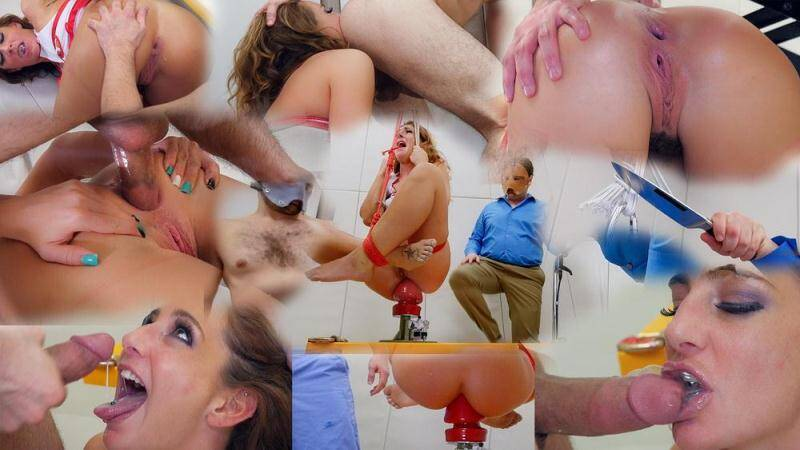 Savannah Fox - Anal sacrifice 2 [HD] (419 MB)
