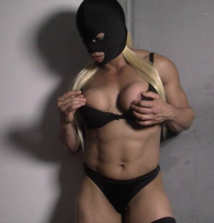 FemaleMusclePOV: Slave Lauren - Love The Point of View  [HD 720]