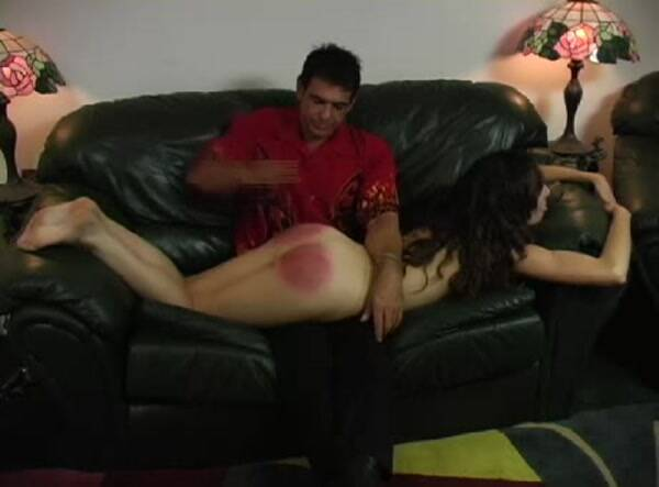 [Dallas Spanking Hard] Renee - Spanking (10.04.2016) [SD]