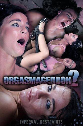 London River - Orgasmageddon 2 (30.04.2016/InfernalRestraints.com/HD/720p)