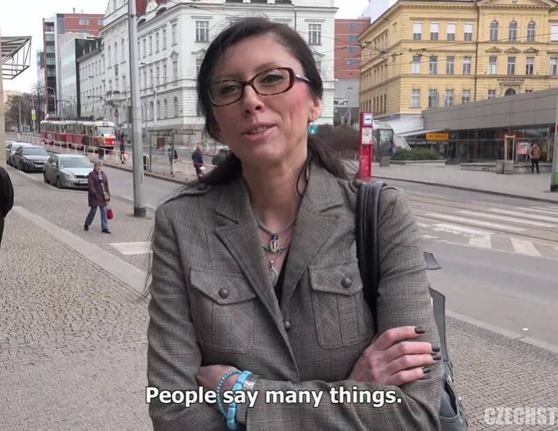 CzechAV - Amateur - Czech Streets 92 [2016 FullHD]