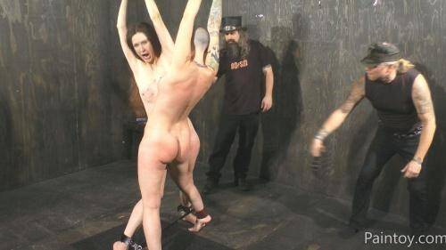 Emma And Abigail - Whips Welts And Screams [FullHD, 1080p] [Paintoy.com] - BDSM