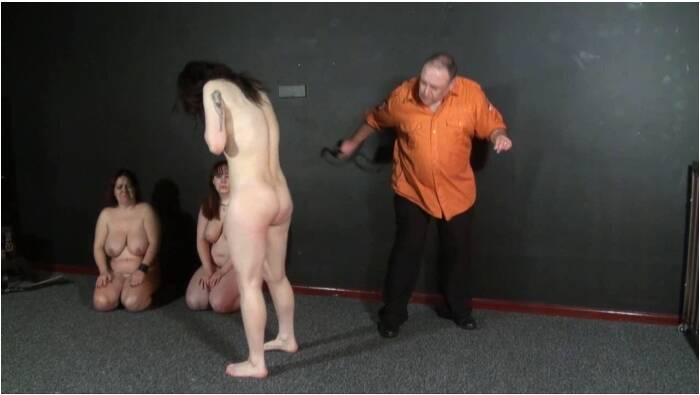 ShadowSlaves.com - Slavegirls Beauvoir, Nimue, Andrea - Prison Camp 2  [HD 720]