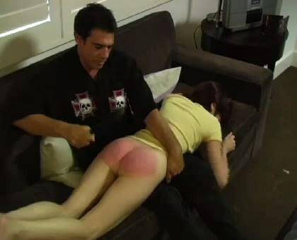 Dallas Spanking - Nico - Hard Punishment! [SD]