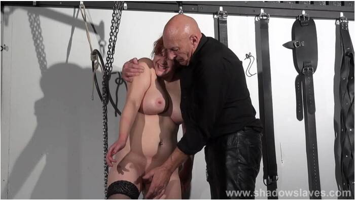 ShadowSlaves: Slavegirl Vicki - Introducing Vicki Valkyrie  [FullHD 1080]  (BDSM)
