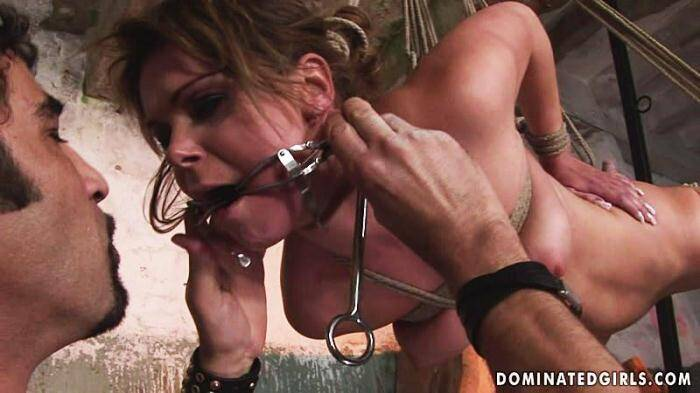 DominatedGirls.com - Wibeke - Domination victim (BDSM) [HD, 720p]