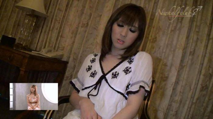 Ayano Aya - Half club (Ladyboy) [FullHD, 1080p]