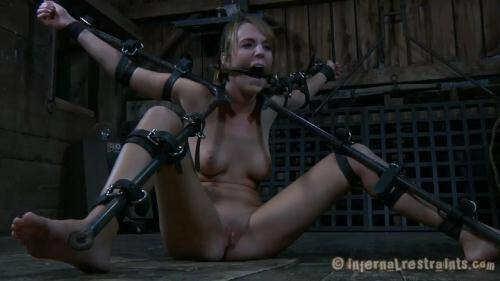 Alisha Adams - No Dignity [HD, 720p] [InfernalRestraints.com] - BDSM
