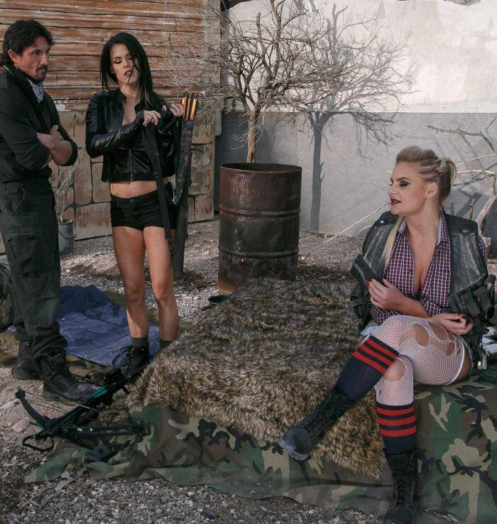 Pornstars and Porn - Peta Jensen, Phoenix Marie - World War XXX Part Six  [SD 480p]