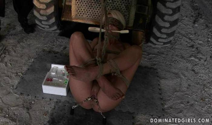 DominatedGirls.com - Antynia - Domination victim (BDSM) [HD, 720p]