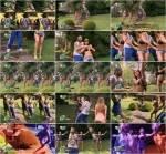 Savage Hard Glam - Sabrina Moor and Taissia Shanti - Hot Two Lesbians [HD]