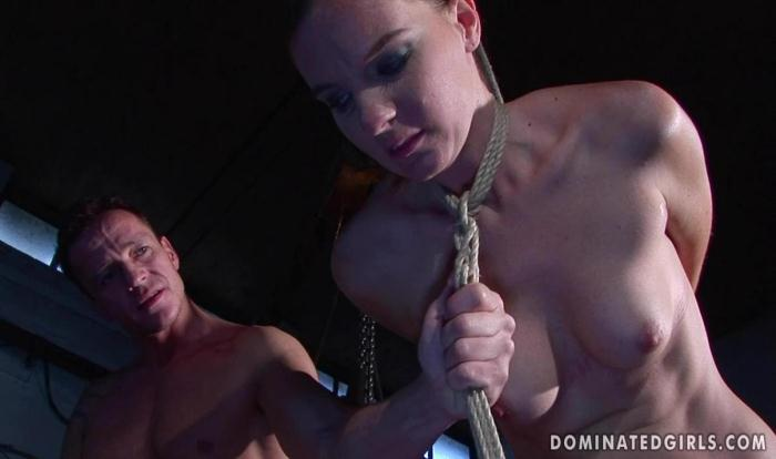 DominatedGirls.com - Katerina - Domination victim (BDSM) [HD, 720p]
