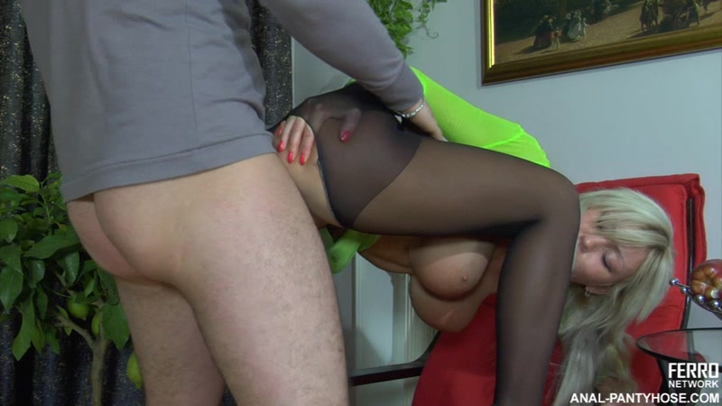 Ferro Network - g1008 - Monica, Adam (Anal-Pantyhose / Russian Girls) [HD]