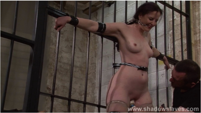 ShadowSlaves.com - Slavegirl Caroline Pierce - Roughed Up  [FullHD 1080]