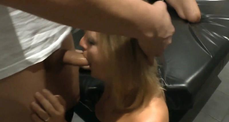 Сrazy Dirty Sex: Gangbangstute - Von Unbekanntem gnadenlos in den Hals gefickt [FullHD] (49.8 MB)