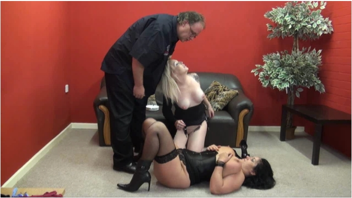 ShadowSlaves: Slavegirl Andrea, Angel - Denial - Part 1  [HD 720]  (BDSM)