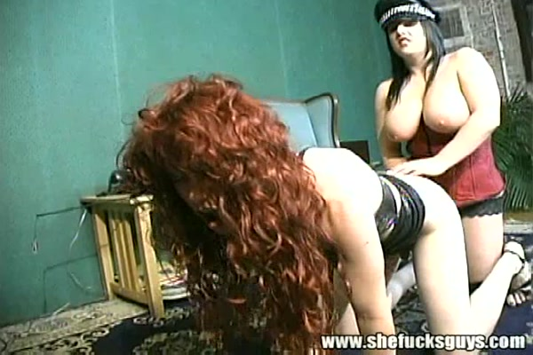 Mistress Fucking Curly Slave! 480p