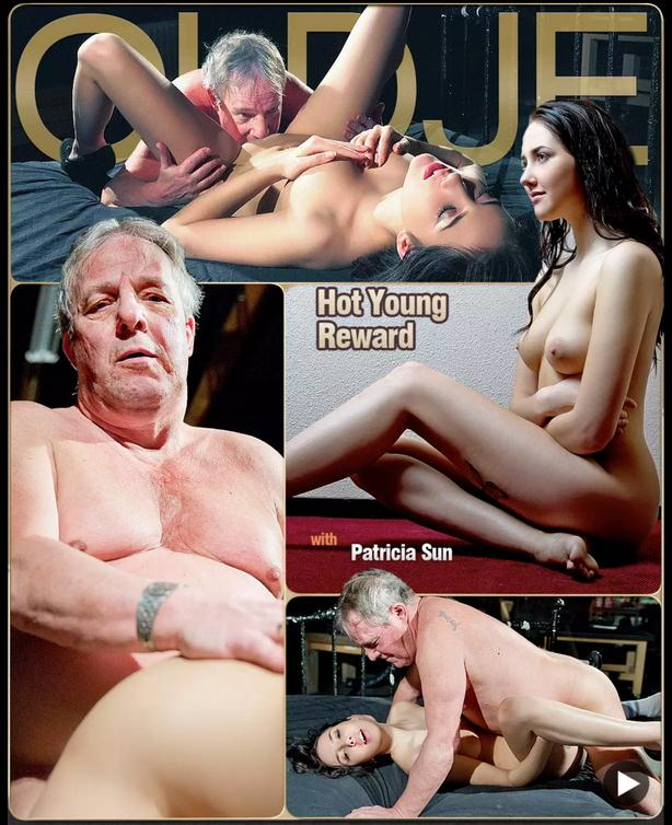 Patricia Sun - Sex Teen girl with Old man (544) [FullHD]