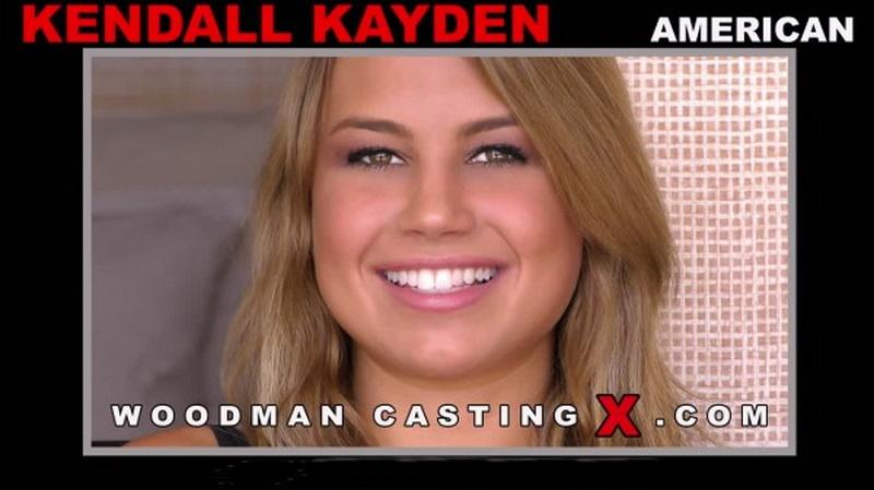 Kendall Kayden - Casting [WoodmanCastingX/2016/SD]