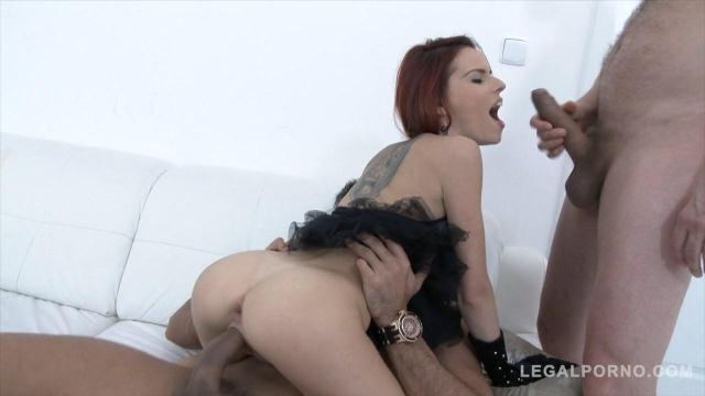 LegalPorno - Susana Melo assfucked again & double anal (DAP) SZ1135 [SD, 480p]