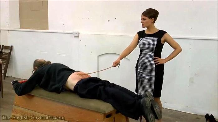 Donald's Ordeal Governess Granger [Female Domination] 720p
