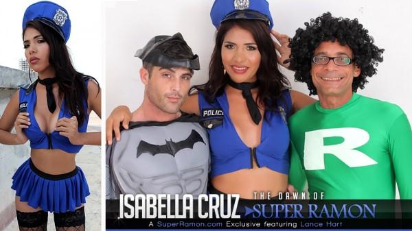 Trans 5OO - Isabella Cruz - The Dawn of Super Ramon (Shemale) [HD, 720p]